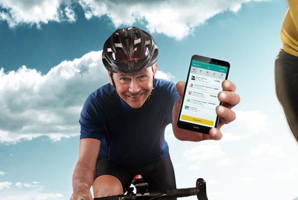 ABN Amro – Mobiel Bankieren – Wielrennen