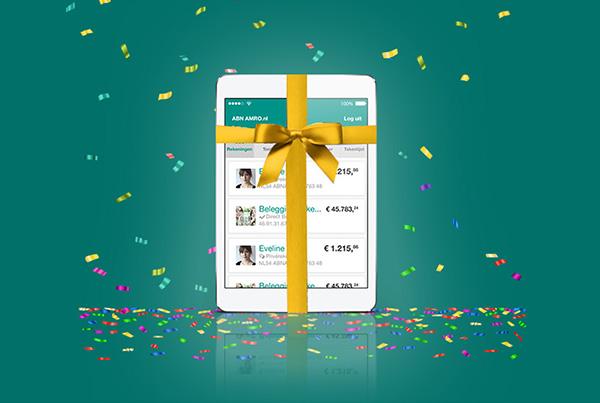 ABN Amro – Mobiel Bankieren – Tablet