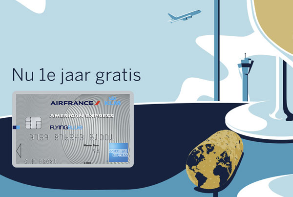 American Express – sellFlyingBlue – Silver