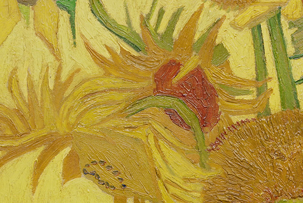 Van Gogh Museum – Zonnebloemen