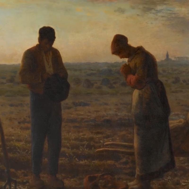Van Gogh Millet